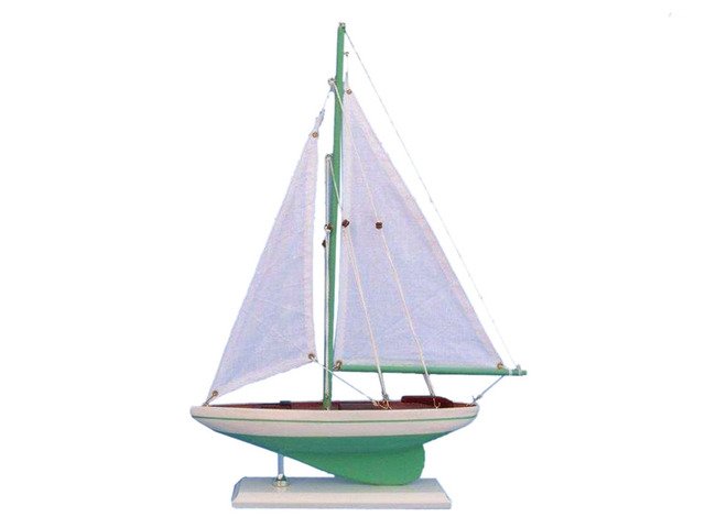 Pacific Sailer Green 17