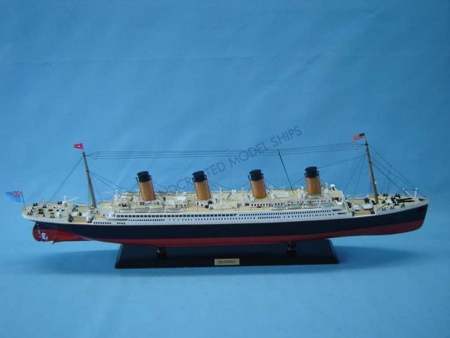 RC Britannic Submited Images
