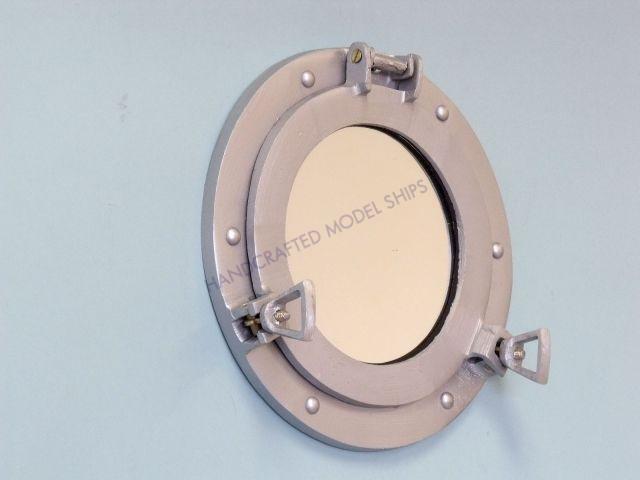 Aluminum Porthole Mirror 9