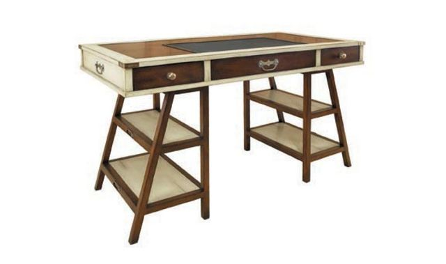 Navigators Desk, Ivory 56
