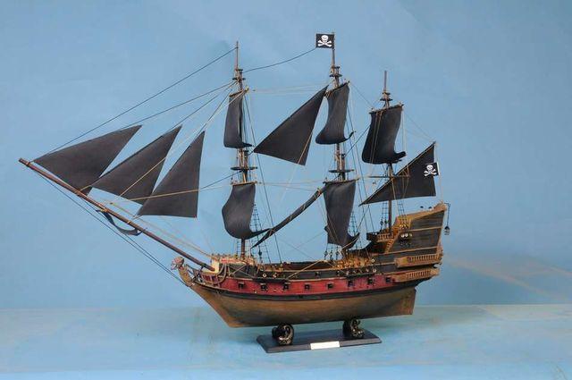 Captain Kidds Adventure Galley Limited 36 - Black Sails