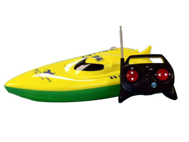 Ready To Run Remote Control Balaenoptera Musculus Model Racing Boat 23