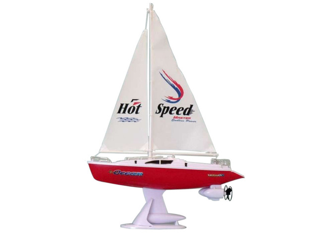 Ready To Run Remote Control Model Sailboat 21