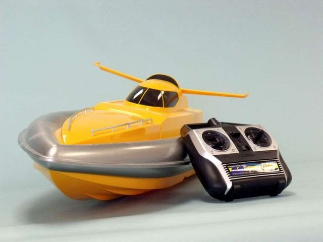 Ready To Run Remote Control Flying Fish Model Speed Boat 38