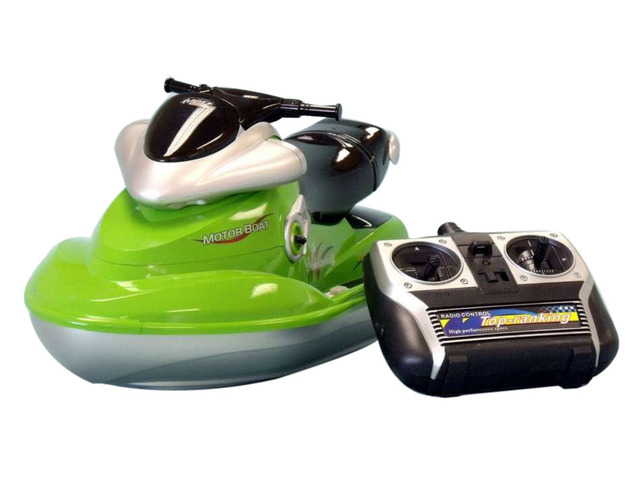 Ready To Run Remote Control Super Power Model Jet Ski 22
