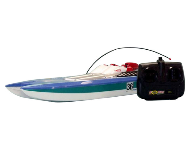 Ready To Run Remote Control Apparition Racing Model Speed Boat 29
