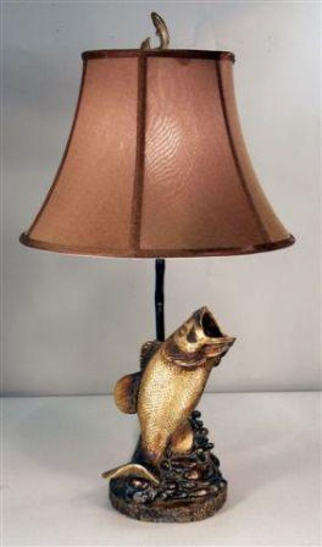 Bass Electric Lamp 26