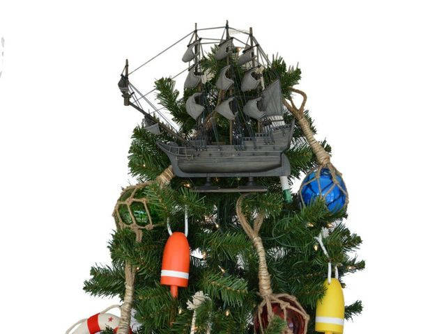 Buy Wooden Flying Dutchman Model Pirate Ship Christmas