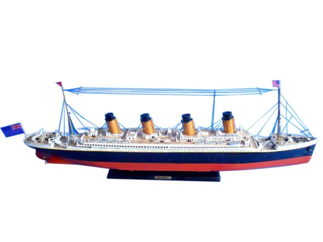 RMS Britannic Limited 30 Model Cruise Ship