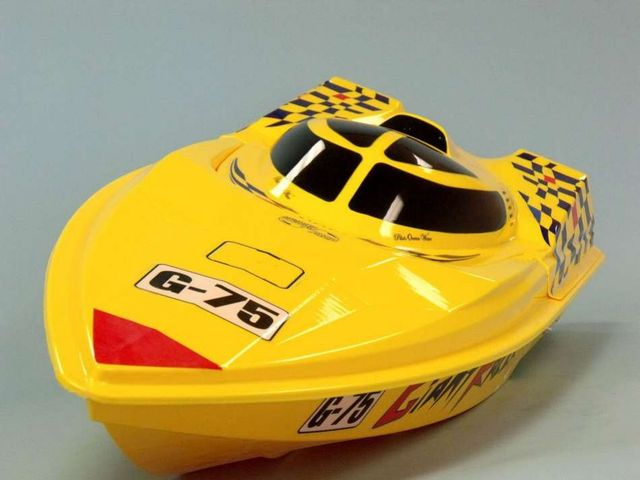 Giant Racer RC Speed Boat 45