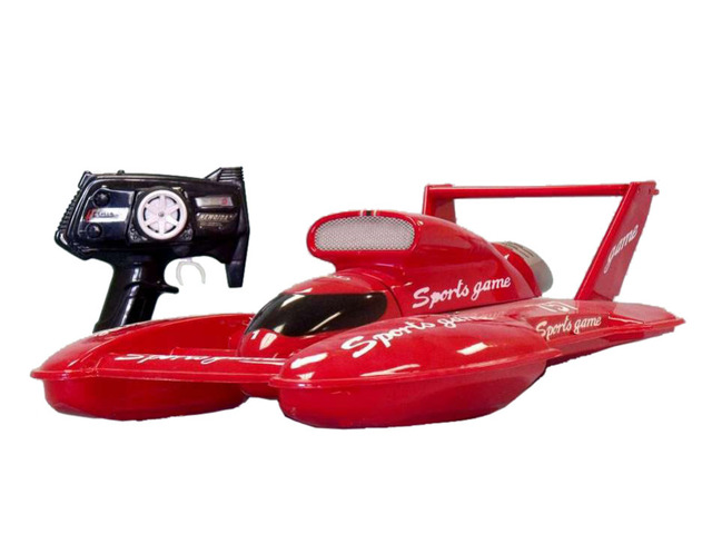 Ready To Run Remote Control Hydroplane Racer Model Speed Boat  29