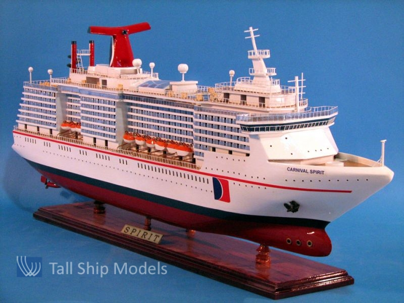 Buy Carnival Spirit 30in Model Ships