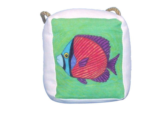 Decorative Fish Door Stopper 6