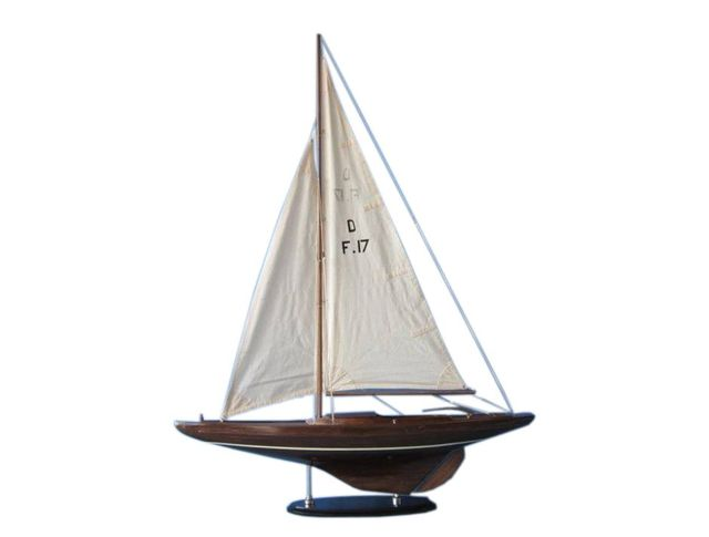 Wooden Deep Sea Dragon Keelboat 40