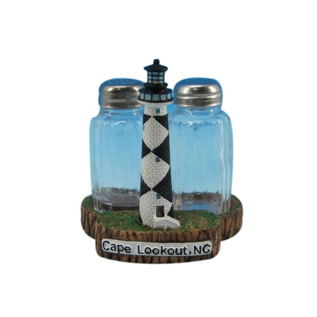 Cape Lookout Lighthouse Salt and Pepper Shakers 4