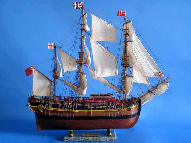 HMS Endeavour Limited 30
