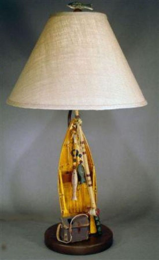 Fishing Boat Electric Lamp 28