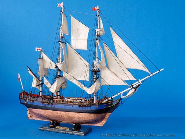 HMS Bounty Limited 32