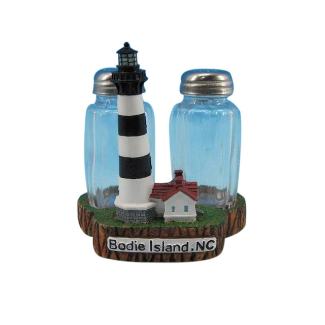 Bodie Island Lighthouse Salt and Pepper Shakers 4