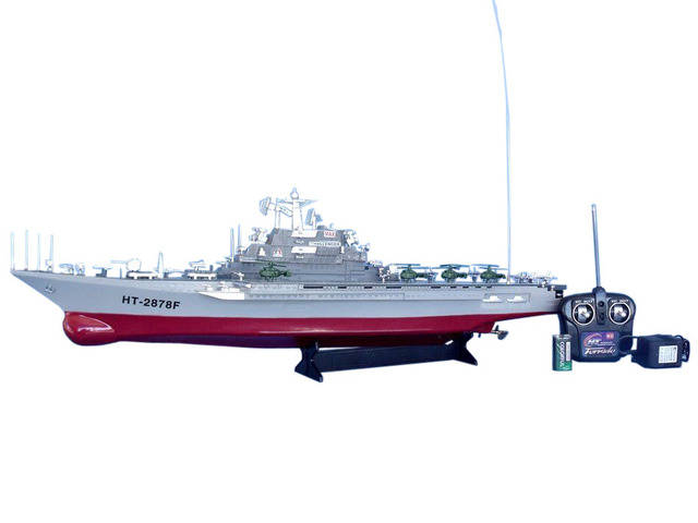Ready To Run Challenger Remote Control Model Warship 30