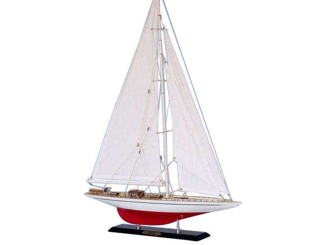 Wooden Ranger Limited Model Sailboat 26