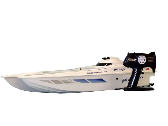 Ready To Run Remote Control Admiral Model Speed Boat 40