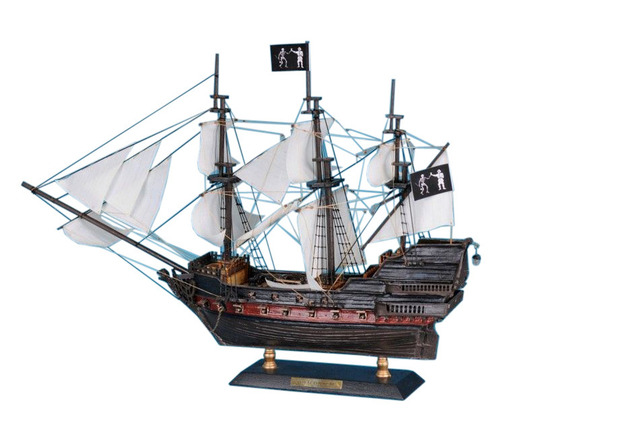 Black Barts Royal Fortune 15 - White Sails