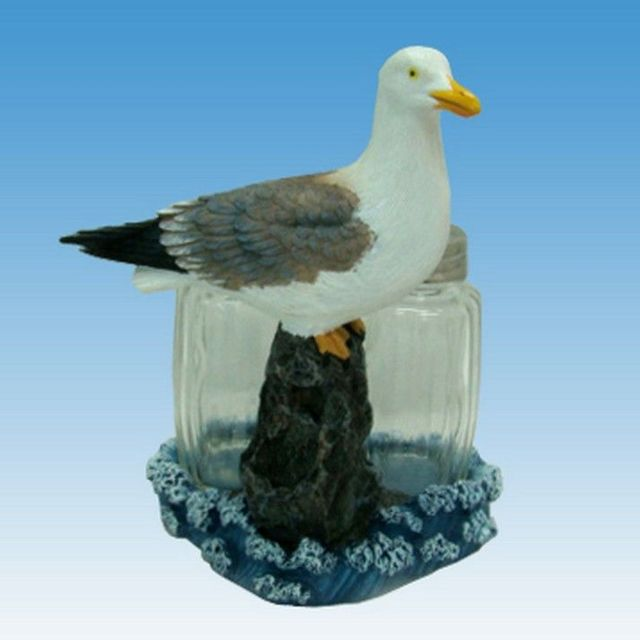 Seagull Salt and Pepper Shaker Set 5.5