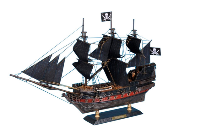 Buy Calico Jack S The William Limited Model Pirate Ship