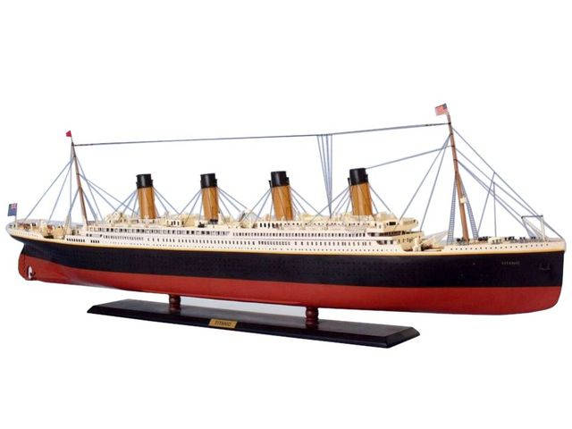 Ready To Run Remote Control RMS Titanic 50 Limited