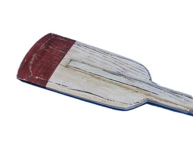 Wooden Kinsington Decorative Squared Rowing Boat Oar 50