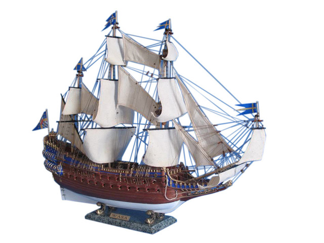 Wasa Limited Tall Model Ship 32