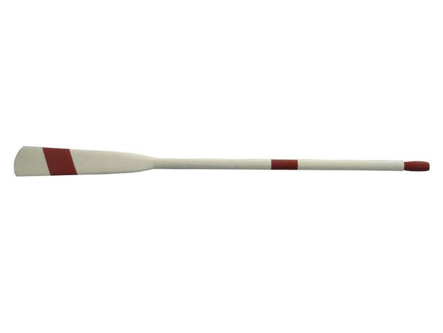 Wooden Jamison Decorative Crew Rowing Oar 62