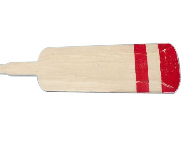 Wooden Sunderland Squared Rowing Oar w- Hooks - 50
