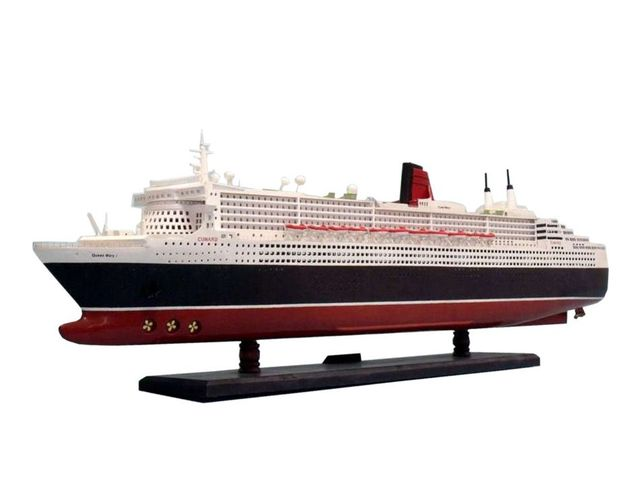 Queen Mary 2 Limited 40