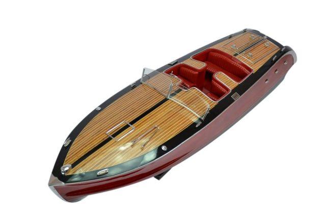 Stancraft Missle Speedboat 36