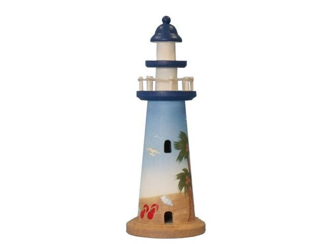 Wooden Palm Beach Lighthouse 12