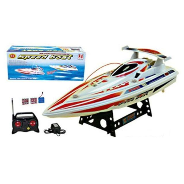 Ready To Run Remote Control EP Racing Model Speed Boat 29