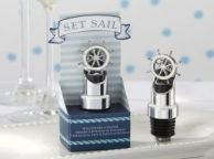Set Sail Ship Wheel Pourer 5