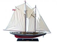 Wooden Bluenose Limited Model Sailboat 50