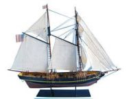 Wooden Dapper Tom Model Ship 24