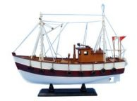 Wooden Cabin Fever Model Boat 19