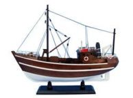 Wooden Fishin Impossible Model Boat 19