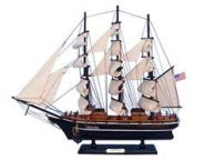 Wooden Star of India Tall Model Ship 20
