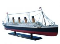 RMS Olympic Limited Model Cruise Ship 40