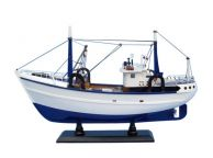 Wooden Calm Seas Model Boat 19