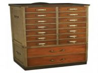 Collectors Cabinet, Drawers 57