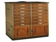 Collectors Cabinet, Doors 57