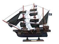Wooden Captain Kidds Adventure Galley Model Pirate Ship 20