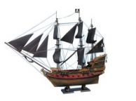 Captain Kidds Adventure Galley Limited Model Pirate Ship 36 - Black Sails